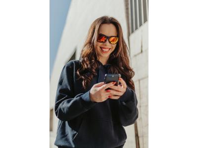 Filter: Sunglasses Crullé Flexible C3